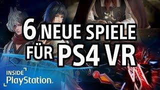 PlayStation VR: Auf diese 6 Spiele könnt ihr euch freuen