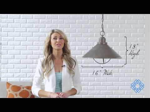 Video for Seaside Nautical Dome Light