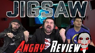 Video Jigsaw Angry Movie Review MP3, 3GP, MP4, WEBM, AVI, FLV Maret 2018