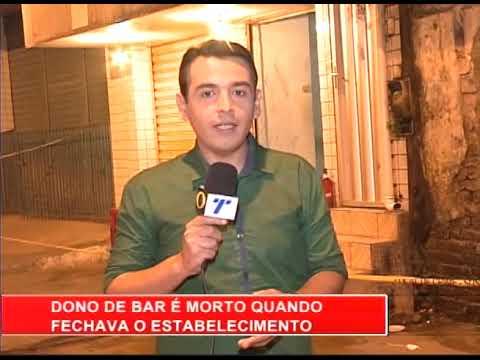 [RONDA GERAL] Dono de bar é morto quando fechava o estabelecimento em Ipojuca