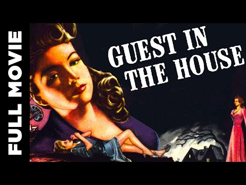 Guest In The House (1944) | English Drama Movie | Anne Baxter, Ralph Bellamy