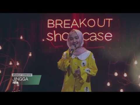 Video Breakout Showcase - Fatin - Jingga download in MP3, 3GP, MP4, WEBM, AVI, FLV January 2017