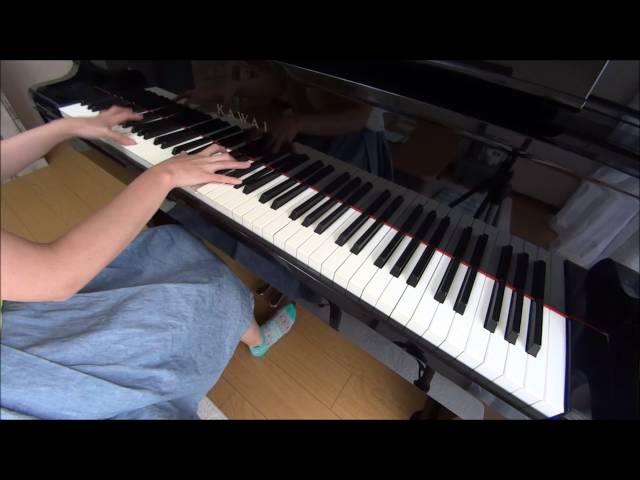 (練習6カ月目)難易度超高い!ショパンの英雄ポロネーズをピアノで弾いてみた♪ Chopin Polonaise No.6 Op.53