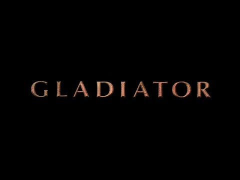 Gladiator - Exclusive Trailer by Crytek09 - HD (видео)