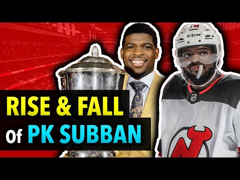 The RISE and FALL of PK Subban | What Happened?