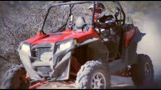 10. 2011 Polaris Ranger RZR XP 900 ATV Technical Review