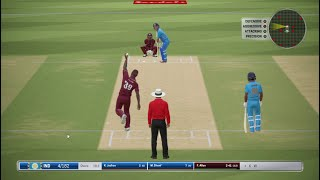 1st T20 India Vs West Indies Full Match Prediction 2019 Highlights in Ashes Cricket 2017 Gameplay