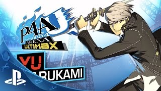 Persona 4 Arena Ultimax: Yu Trailer | PS3