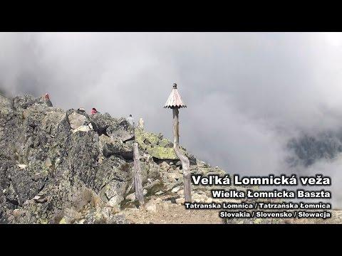 Great Lomnicka Tower peak (Veľká Lomnická veža), Tatranska Lomnica, Slovakia