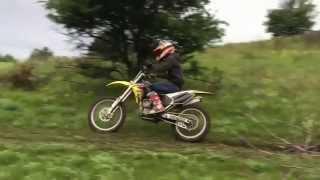 9. SUZUKI RMZ 250 2006 SALE