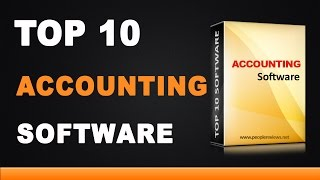 Top 10 accounting software