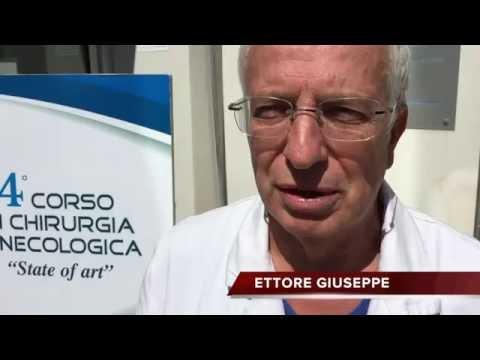 Ettore Giuseppe presenta il corso di chirurgia ginecologica