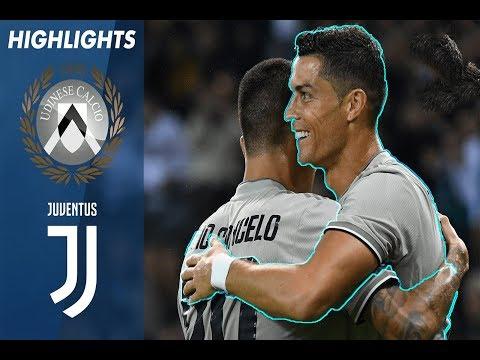 CR7 Goal 🔥●Juventus Vs Udinese ● Highlights ● 06/10/2018 HD.