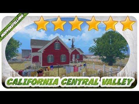 California Central Valley v3.1