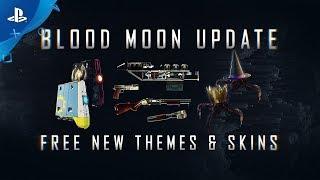 Prey: Mooncrash - Blood Moon Update Trailer | PS4