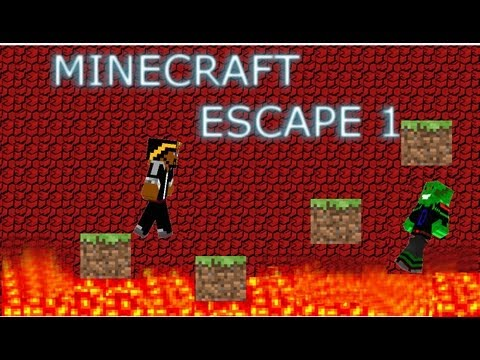 Minecraft Escape #1 Dreqsim