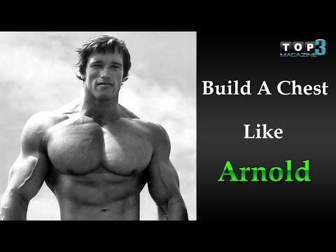 BODYBUILDING – Chest Workouts – Arnold Schwarzenegger…