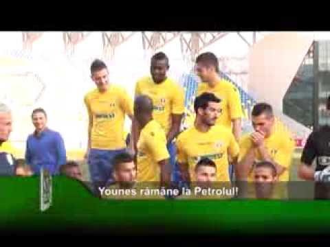 Younes rămâne la Petrolul!
