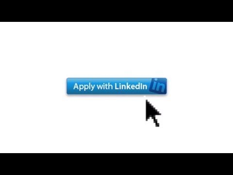Apply with LinkedIn