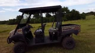 7. Kawasaki mule 4010 review/test drive