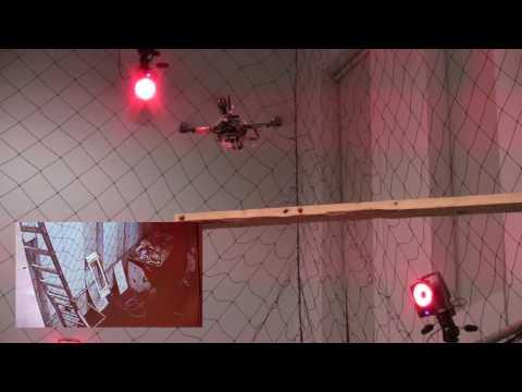 Quadrotor Surveillance