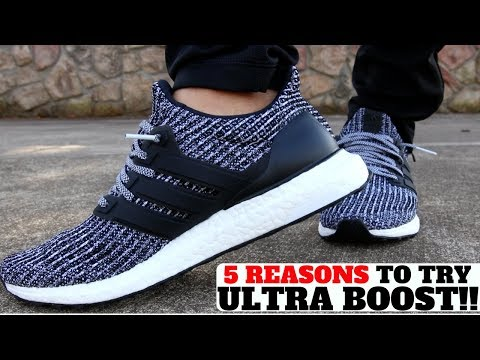 5 Reasons YOU NEED TO Try Adidas ULTRABOOST If You Haven't!
