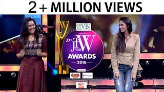 Video Simran and Manju Warrier Dance at JFW awards 2018 MP3, 3GP, MP4, WEBM, AVI, FLV Desember 2018
