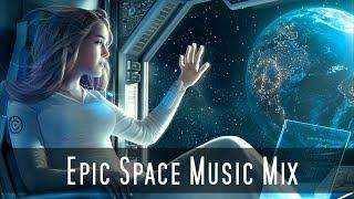 Epic Space Music Mix. Tracklist: 00:00 Stellardrone – Eternity 06:15 Hans Zimmer – Our Destiny Lies Above Us 10:10 M83 – I'm...