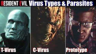 Video RE2 Most Dangerous Virus Types & Parasites - Resident Evil 2 Remake 2019 MP3, 3GP, MP4, WEBM, AVI, FLV Mei 2019