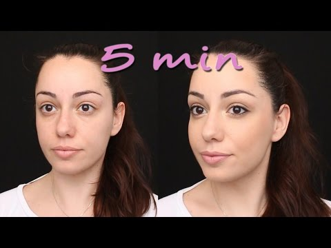 Maquillaje Fácil Y Natural En 5 Minutos. Natural Everyday Makeup. Beatriz Grant