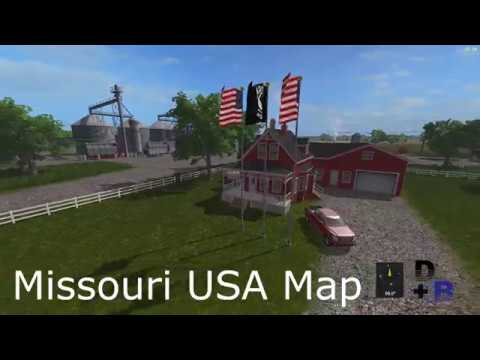 Missouri MAP – COTTON v1.0