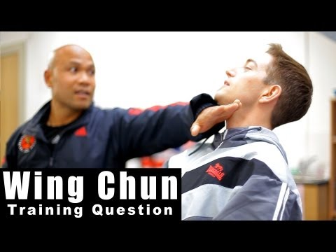 Wing Chun Techniques – is Wing chun hands maxed out? Q3