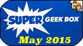 Nonton Super Geek Box May 2015 Buddies Unboxing   Brickqueen Film Subtitle Indonesia Streaming Movie Download