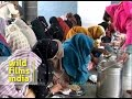 Tihar jail inmates' lunch time