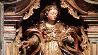 VÍDEO: Mostra 'Oratórios - Relíquias do barroco' permanece em BH até março