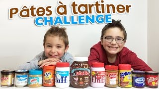 Video CHALLENGE PÂTES A TARTINER ! 11 GOÛTS | Swan VS Néo MP3, 3GP, MP4, WEBM, AVI, FLV November 2017