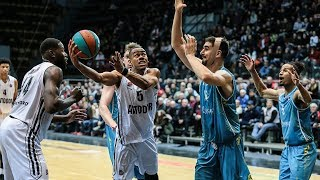 Hightlits of the match— VTB United league: «Avtodor» vs «Astana»