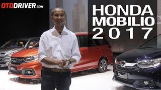 Video Honda Mobilio 2017 First Impression Indonesia | OtoDriver MP3, 3GP, MP4, WEBM, AVI, FLV Mei 2017