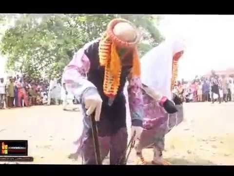 SAGAMU TRADITIONAL FESTIVAL 2016 /CULTURAL DISPLAY  PART 2
