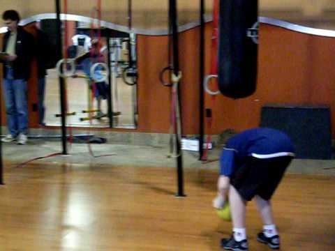 Beginner Footwork and Plyo work Hamilton, ON