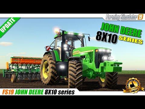 JOHN DEERE 8X00/8X10 v2.0