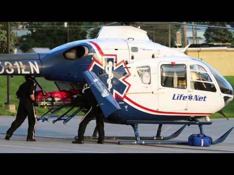 Day In The Life: Flight Nurses