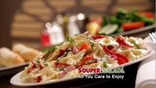 Souper Salad - Here and There