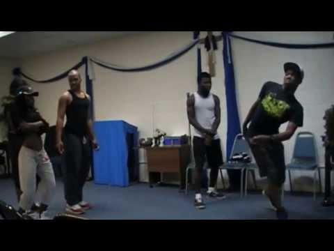 A Day In The Life Of UN.T.A.M.E.D. 1: Freestyle Ending to Practice