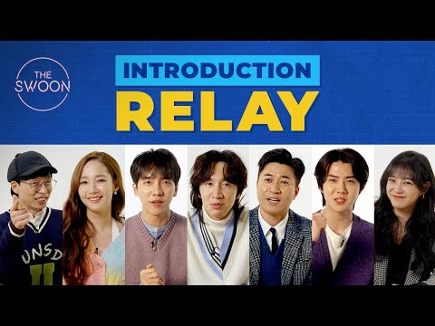 Introduction relay with the Cast of Busted! Season 3 [ENG SUB]
