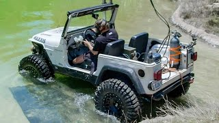 Diesel Jeep Underwater! - Dirt Every Day Ep. 54 by Motor Trend