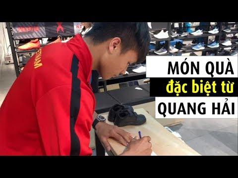 Thử Thách Bóng Đá với Quang Hải ĐT Việt Nam cùng Đỗ Kim Phúc tại DUbai mùa Asian Cup 2019 - Thời lượng: 5 phút, 16 giây.