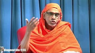 Bhagavad Gita Chapter 11 Verse 55 (part 2) with Shankara Bhashya