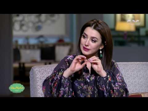 """كندة علوش تشرح لماذا قبلت بالظهور في خمس حلقات فقط من """"أفراح القبة"""""""