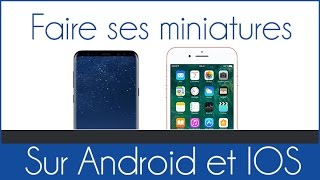 """► Aujourd'hui, """"Mhoundi"""" vous montre comment faire une miniature de vidéo Youtube directement sur un smartphone :) Abonnez vous à lui▬▬▬▬▬▬▬▬▬▬▬▬▬▬▬▬▬▬▬▬▬▬▬▬▬▬▬▬▬► A PROPOS DE LA VIDEO :- Vidéo original : https://youtu.be/CNO1arxp6RM- Chaîne de l'auteur : https://www.youtube.com/channel/UCb9DM_-WwEhM8KCojJbeDcQ- Moldiv pour IOS : http://adf.ly/1mW5DI- Pixlr pour IOS : http://adf.ly/1mW5Ew- Moldiv pour android : http://adf.ly/1mW5Gy- Pixlr pour android : http://adf.ly/1mW5GL▬▬▬▬▬▬▬▬▬▬▬▬▬▬▬▬▬▬▬▬▬▬▬▬▬▬▬▬▬Envie du logiciel Action Mirrilis pour filmer ton écran Windows ? à -80% https://goo.gl/ejmmx4▬▬▬▬▬▬▬▬▬▬▬▬▬▬▬▬▬▬▬▬▬▬▬▬▬▬▬▬▬                        A PROPOS DE TUTO WATCH TVTUTO WATCH TV est une chaine communautaire de tutoriels, où seuls les vidéos tutos en informatiques sont acceptés, il y a un upload tout les deux jours, pour satisfaires tout le monde :)Créé en 2014 par Captain VPour envoyer ta vidéo tuto c'est sur ce lien unique : http://www.captainv.fr/TWTV/+ de 200 autres astuces à découvrir : http://captainv.fr▬▬▬▬▬▬▬▬▬▬▬▬▬▬▬▬▬▬▬▬▬▬▬▬▬▬▬▬▬Gagner 50 euros par mois : https://goo.gl/bMxv1F"""